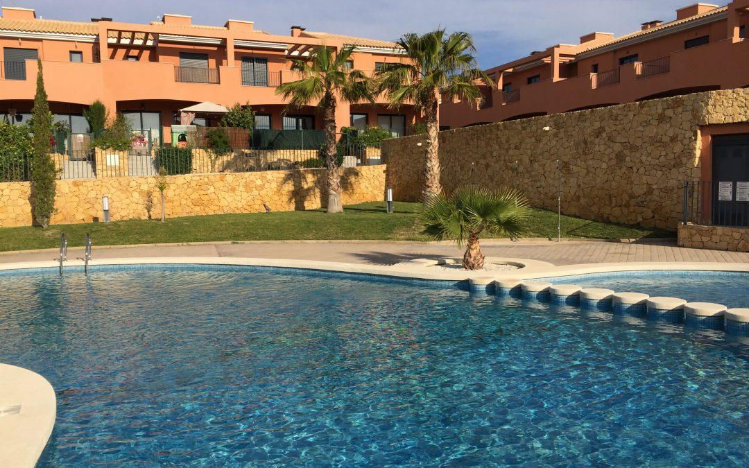 Limpieza de piscinas en Alicante
