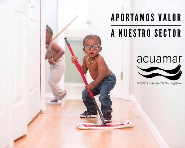 Empresa de limpieza de suelos de madera y parque en Alicante Elche Murcia